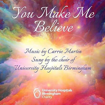 You Make me Believe cover