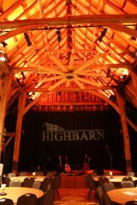 High Barn 7th March 2008