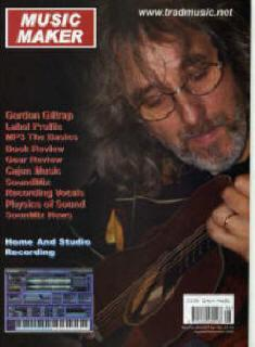 Music Maker Magazine Aug 2006