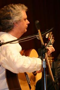 Raymond Burley Concert - book and CD launch