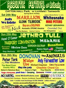 Acoustic Festival of Britain
