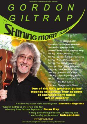 Shining Morn Tour