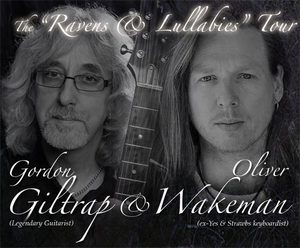 Gordon Giltrap and Oliver Wakeman