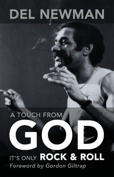 cover of A Touch From God - Del Newman