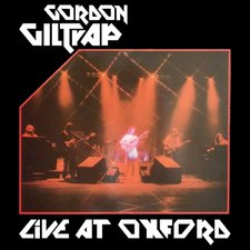 cover of Live at Oxford (2013 re-issue)