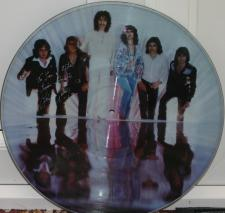 cover of Fear Of The Dark 12inch single