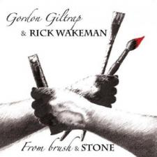 cover of From Brush And Stone - Gordon Giltrap and Rick Wakeman
