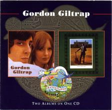 cover of Gordon Giltrap - Portrait (combined)