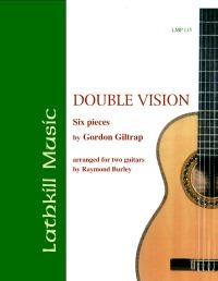 cover of Double Vision ( Guitar Book )
