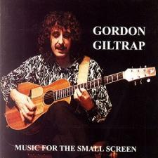cover of Music For The Small Screen (re-issue)
