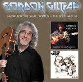 cover of Music For The Small Screen + The Solo Album