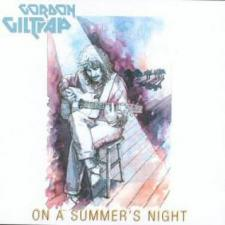 cover of On a Summer's Night (re-issue)