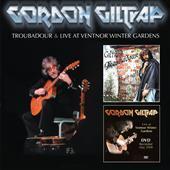cover of Troubadour CD + Live at Ventnor Winter Gardens DVD