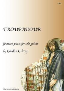 cover of Troubadour Music Book