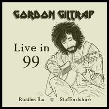 cover of Gordon Giltrap Live in 99