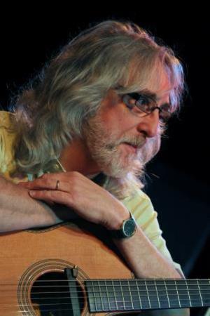 Guitarist Gordon Giltrap Photo copy Leigh Preston