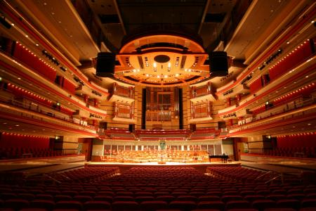 The magnificent Symphony Hall