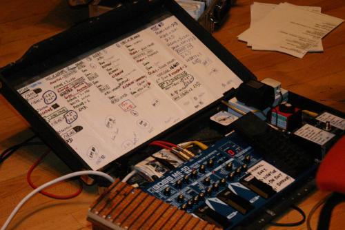 Gordon's effects board