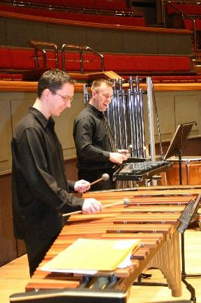 Sheffield Philharmonic musicians