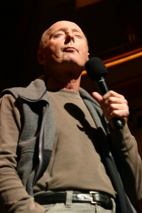The evening was introduced by Jasper Carrott
