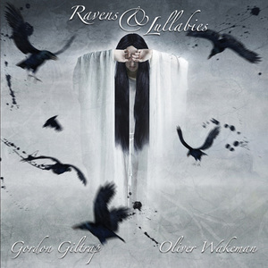 Ravens and Lullabies CD cover