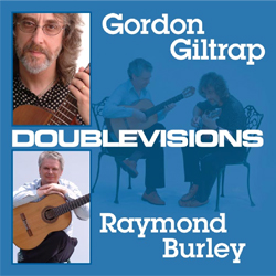 Double Visions - CD with Raymond Burley