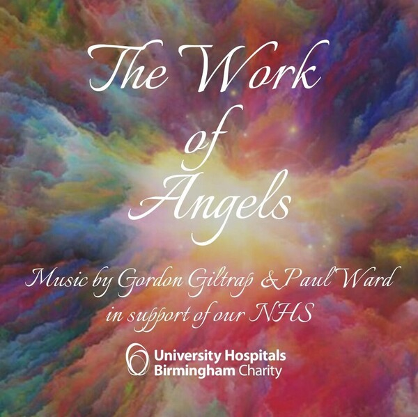 The Work Of Angels charity single and Tshirts for the NHS