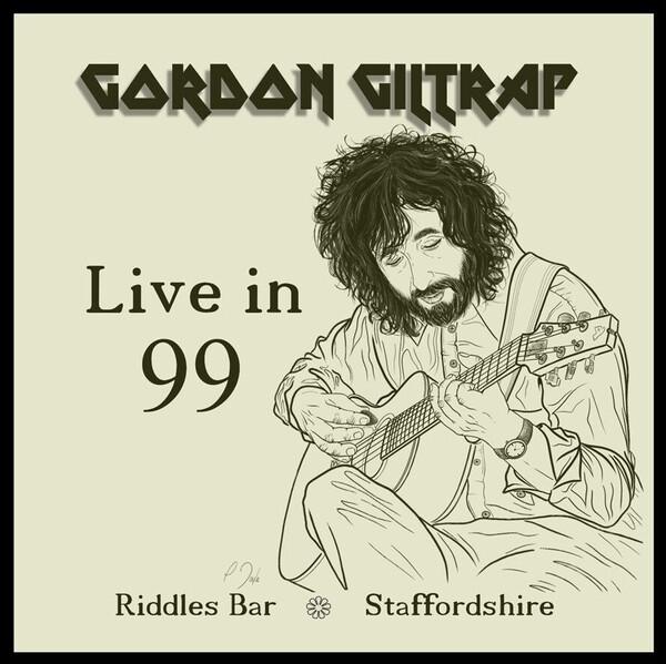 Live in 99 album cover