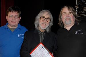 GG with Stephen Lamb and Steve Pilkington
